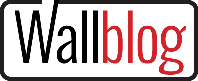 Wall Blog logo